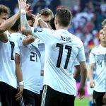 Tampil Memukau, Jerman Permalukan Estonia 8-0