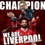 Liverpool Sukses Juarai Liga Champions Musim 2018-2019