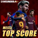 Lionel Messi Mantapkan Gelar Top Skor Liga Champions 2018-2019