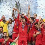 Menang Tipis 1-0 Atas Belanda, Portugal Sukses Juarai UEFA Nations League 2019