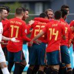 Spanyol Permalukan Kepulauan Faroe 4-1