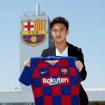Barcelona Tuntaskan Transfer Hiroki Abe