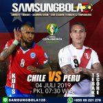 Prediksi Chile vs Peru 4 Juli 2019