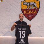 AS Roma Sukses Datangkan Pau Lopez