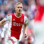Van de Beek: Ada Kesempatan Bagus Bertahan di Ajax daripada ke Madrid