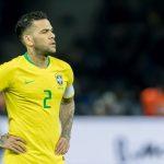 Tidak Diminati Klub Eropa, Dani Alves Gabung Sao Paulo ?