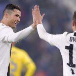 Cristiano Ronaldo Beri Masukan Kepada Dybala Lewat Grup WhatsApp
