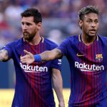 Lionel Messi Minta Neymar Tidak Terima Tawaran Real Madrid