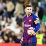 Kaki Lionel Messi Pernah Terancam Akan Dipatahkan, Siapa Pelakunya ?