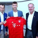 Ivan Perisic Resmi Bergabung Dengan Bayern Munchen