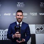 Kemenangan Messi Sebagai Pemain Terbaik FIFA 2019 Terindikasi Kecurangan