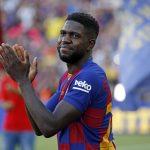 Menjelang Laga Penting, Samuel Umtiti Buat Masalah di Barcelona