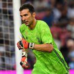 Buffon Belum Tertarik Lakoni Laga Perpisahan dengan Timnas Italia