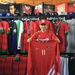 Syahrul Mubarak 3 Tahun Kumpulkan Jersey Timnas U-19 Evan Dimas cs