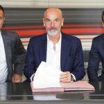 Stefano Pioli Resmi Menjadi Pelatih AC Milan