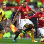 MU Dipaksa Berbagi Poin Dengan Arsenal Setelah Bermain Imbang 1-1