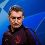 Barcelona Berencana Lepaskan Ernesto Valverde