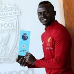 Sadio Mane Terbaik Premier League Bulan Agustus