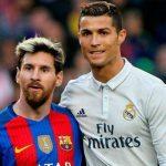 Kata Ronaldo Kepada Messi: Barcelona Layak Menang atas Real Madrid
