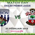 Prediksi West Bromwich Albion vs Southampton 3 Februari 2018