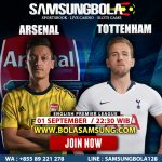 Prediksi Arsenal vs Tottenham 1 September 2019