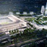 Berikut Tampilan Stadion Baru AC Milan dan Inter Milan
