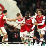 Arsenal Tumbangkan Vitoria Guimaraes 3-2