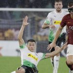 AS Roma Ditahan Imbang Monchengladbach 1-1