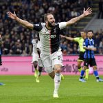 Kalahkan Inter Milan 1-2, Juventus Puncaki Klasemen Sementara