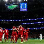 Tottenham Dipermalukan Bayern Munchen 2-7