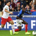 Prancis Bermain Imbang 1-1 Hadapi Turki
