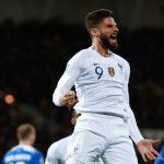 Gol Tunggal Olivier Giroud Jadi Penentu Kemenangan Prancis Atas Islandia